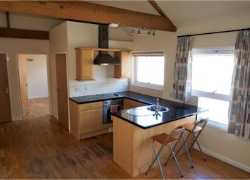 Thumbnail 1 bedroom flat for sale in Kings Court, Enderby