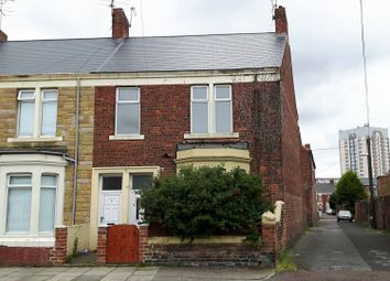 Thumbnail 3 bed flat to rent in Quarry Road, Hebburn