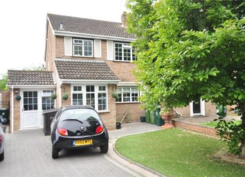 Thumbnail 5 bedroom semi-detached house for sale in Moor Lane, Staines-Upon-Thames, Surrey