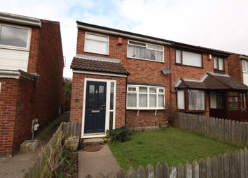 Thumbnail 3 bed semi-detached house for sale in Renfrew Green, Newcastle Upon Tyne