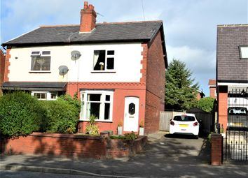Thumbnail 2 bed semi-detached house for sale in Park Road, Westhoughton