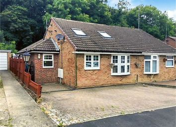 Thumbnail 2 bed semi-detached house for sale in Langmere, Spennymoor, Durham