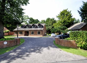 Thumbnail 4 bed detached house for sale in Manor Park, Kings Bromley, Burton-On-Trent