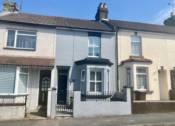 Thumbnail 3 bed terraced house for sale in Shakespeare Road, Gillingham