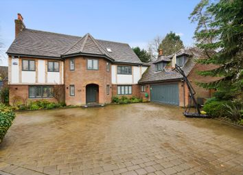 Thumbnail 6 bed detached house to rent in Fairfield Park, Cobham, Surrey