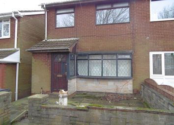 3 bed semi-detached house for sale in Firdale Walk, Chadderton, Oldham OL9