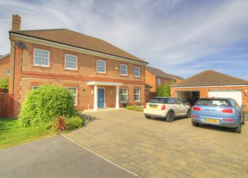 Thumbnail 5 bed detached house for sale in Tulip Close, Hartlepool