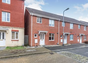 Thumbnail 3 bed end terrace house for sale in Watkins Square, Llanishen, Cardiff