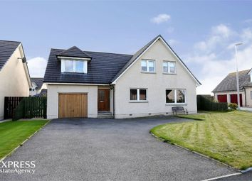 Thumbnail 5 bed detached house for sale in Earls Ree, Meikle Wartle, Inverurie, Aberdeenshire
