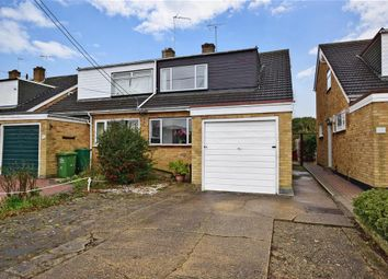 Thumbnail 3 bed semi-detached house for sale in Perry Street, Billericay, Essex