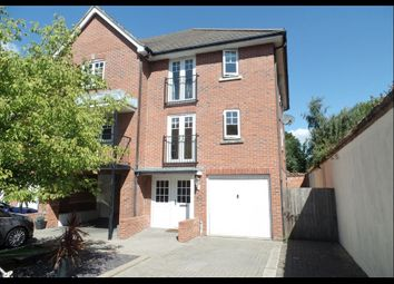 Thumbnail 3 bed town house for sale in Admiralty Way, Southampton