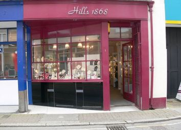 Thumbnail Retail premises for sale in Joy Street, Barnstaple