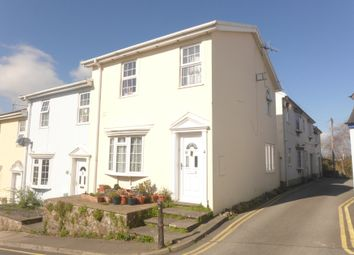 Thumbnail 3 bed end terrace house for sale in Queens Square, Haverfordwest