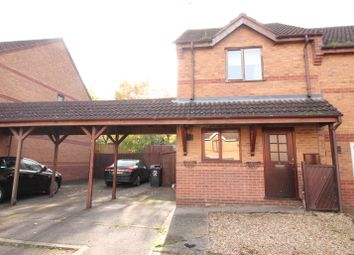 Thumbnail 2 bed semi-detached house for sale in Ericsson Close, Daventry
