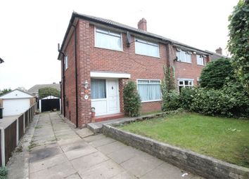 Thumbnail 3 bedroom semi-detached house for sale in Orchard Avenue, North Anston, Sheffield, South Yorkshire