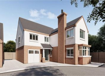 Thumbnail 5 bed detached house for sale in Uppingham Road, Humberstone, Leicester