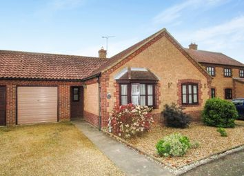 Thumbnail 2 bed bungalow for sale in Veltshaw Close, Heacham, King's Lynn