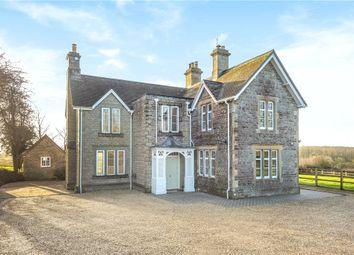 Thumbnail 4 bed detached house to rent in Thornhill, Stalbridge, Sturminster Newton, Dorset