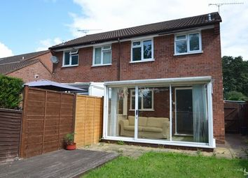 Thumbnail 2 bedroom semi-detached house for sale in Tamarind, Willand, Cullompton