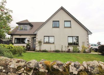 Thumbnail 6 bed detached house for sale in Hillhead, Forres