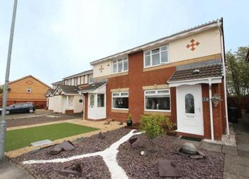 Thumbnail 2 bed semi-detached house for sale in Thistledown Grove, Coatbridge, North Lanarkshire