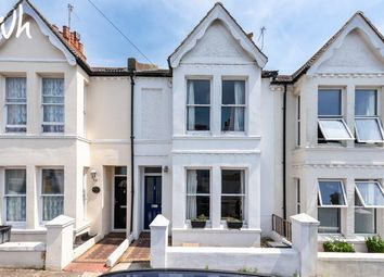 Thumbnail 3 bed terraced house for sale in Ruskin Road, Hove