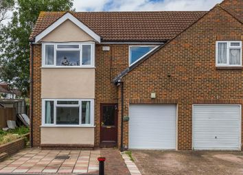 Thumbnail 4 bedroom semi-detached house for sale in Priory Road, Cheam, Sutton