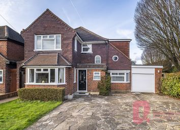 Thumbnail 5 bed detached house for sale in Overdale, Ashtead