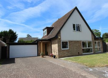 Thumbnail 4 bed detached house for sale in Windermere Close, Leverstock Green, Hertfordshire