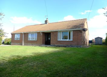 Thumbnail 3 bed bungalow to rent in York Road, Riccall, York