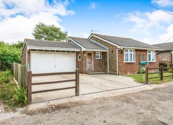 Thumbnail 3 bedroom bungalow for sale in Elmley Road, Minster On Sea, Sheerness