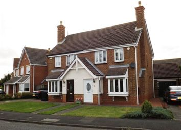 Thumbnail 3 bed semi-detached house for sale in Cotswold Drive, Ashington