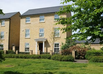 Thumbnail 5 bedroom detached house for sale in Reeve Road, Stansted