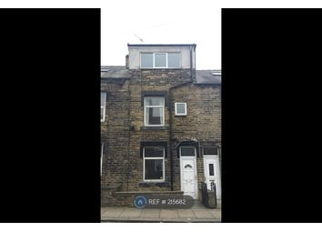 Thumbnail 4 bed terraced house to rent in Turnpike Street, Elland