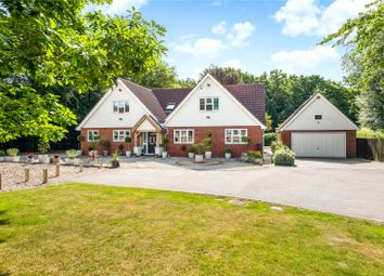 Thumbnail 5 bed detached house for sale in Bucknalls Drive, Bricket Wood, St. Albans, Hertfordshire