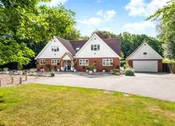 5 bed detached house for sale in Bucknalls Drive, Bricket Wood, St. Albans, Hertfordshire AL2