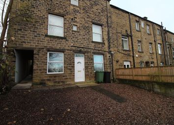 Thumbnail 1 bedroom flat to rent in Moor End Road, Huddersfield