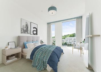 Thumbnail 2 bed flat for sale in Harrow Square, College Road, London