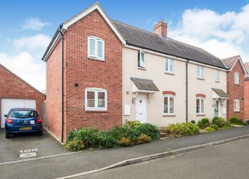 Thumbnail 3 bed semi-detached house to rent in Walker Drive, Faringdon