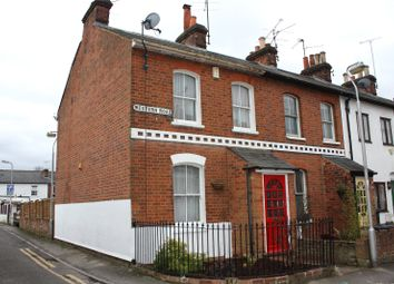 Thumbnail 2 bed end terrace house to rent in Western Road, Reading, Berkshire