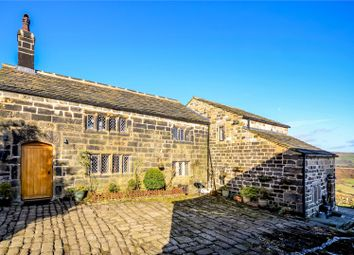 Thumbnail 5 bed detached house for sale in Topland Country Business Park, Cragg Vale, Hebden Bridge