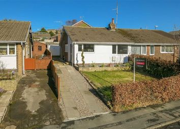 Thumbnail 2 Bed Semi Detached Bungalow For Sale In Coppice Avenue Harrogate North