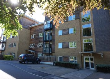 Thumbnail 3 bed flat for sale in Brunell Close, Maidstone