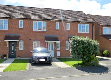 Thumbnail 2 bed terraced house for sale in Fell View Close, Aspatria, Wigton