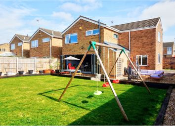 4 bed detached house for sale in Georgeham Close, Wigston LE18