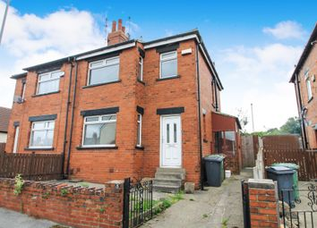 Thumbnail 3 bed semi-detached house to rent in Halliday Road, Armley, Leeds