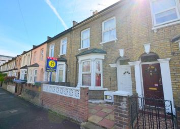 Thumbnail 4 bed terraced house to rent in Downsell Road, Stratford