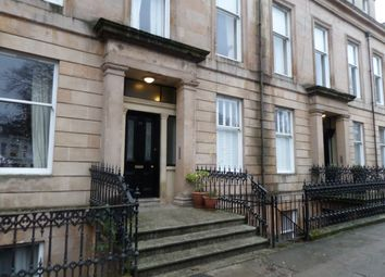Thumbnail 2 bed flat to rent in West Princes Street, Basement Flat, Woodlands, Glasgow