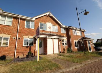 Thumbnail 2 bed terraced house for sale in Cheldoc Rise, St. Marys Island, Chatham