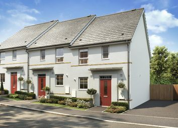 "Thumbnail 3 bed end terrace house for sale in ""Barwick"" at Kergilliack Road, Falmouth"